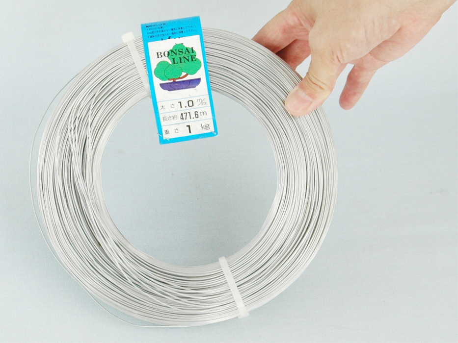Aluminum Bonsai Wire 1.0mm
