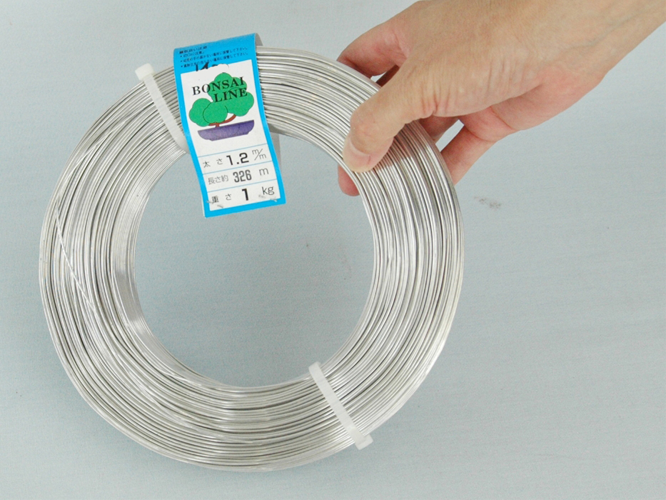 Aluminum Bonsai Wire 1.2mm
