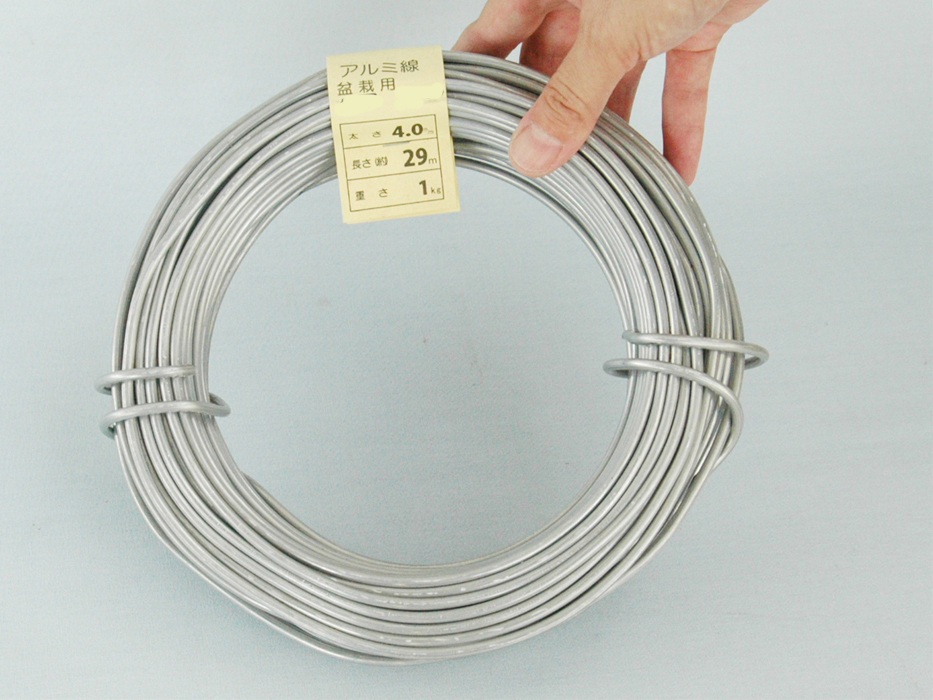 Aluminum Bonsai Wire 4.0mm