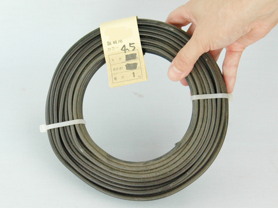 Aluminum Bonsai Wire 4.5mm